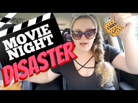 Outdoor Movie Night - DIY Disaster