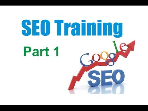 SEO Training in Rawalpindi Part 1