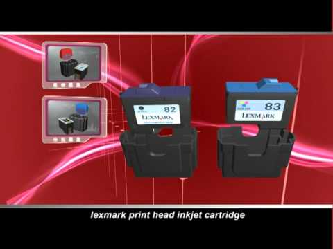 HP, Canon en Lexmark ink cartridges - DIY smart refilling inksysteem
