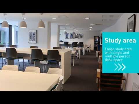 Birmingham City University accommodation tour