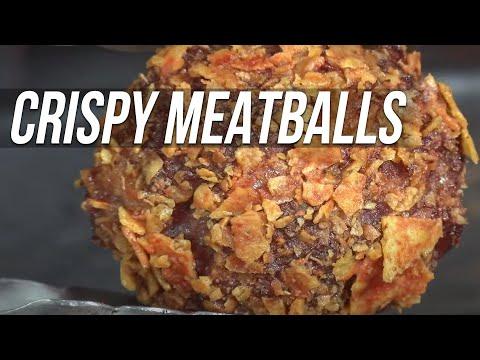 Crispy Meatballs recipe