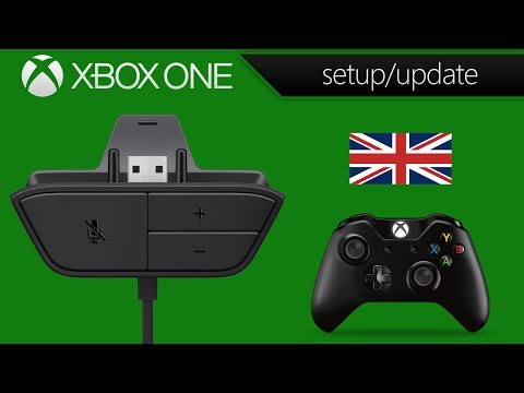 Xbox One Stereo Headset Adapter Setup + Controller Update