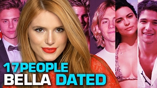 """17 People Bella Thorne Has """"Dated"""""""