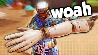 BO3 JUST HAD TO DO IT... (Black Ops 3 Nancy Arm DLC Weapon)