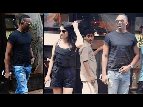 Xxx Mp4 Ahem What's Brewing Between Shriya Saran And DJ Bravo 3gp Sex