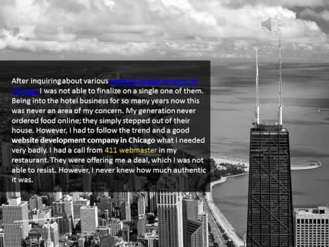 Why I choose web design company Chicago