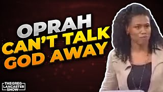 """Oprah can't talk God away"", Priscilla Shirer's Inspirational Words of How Good Father God is"