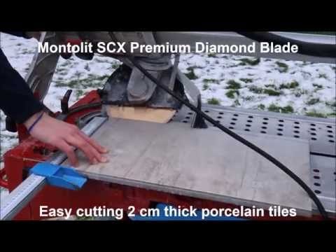 How to cut 3/4 inch thick porcelain tiles (20 mm thick porcelain tiles)