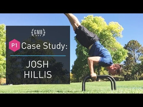 GMB Parallettes One Case Study - How Josh Hillis Overcame His Wrist Injury