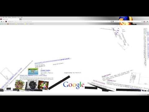 Google Gravity + Katamari