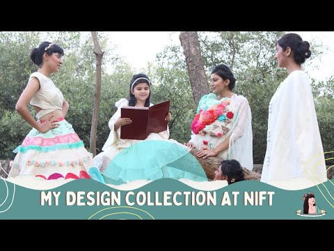 My Design Collection | Fashion Week With Shivangi