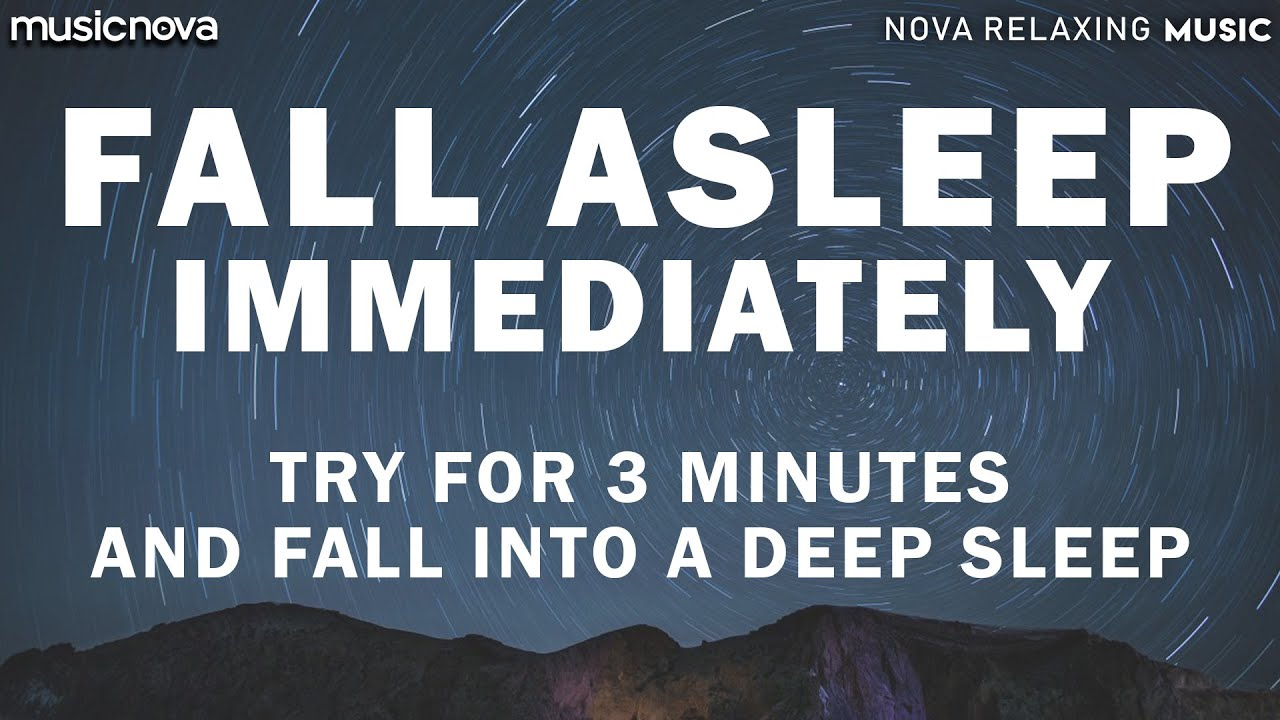 [Try Listening for 3 Minutes] FALL ASLEEP FAST | DEEP SLEEP RELAXING MUSIC