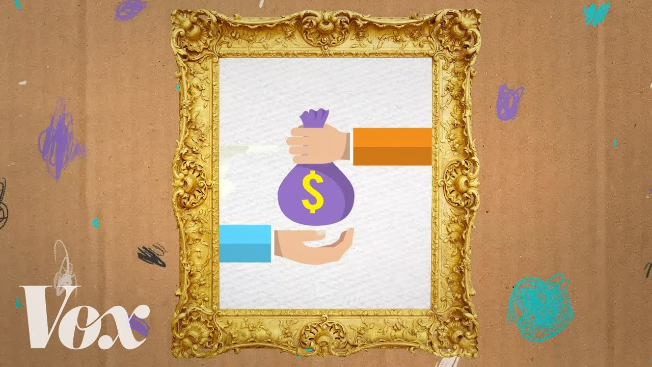 The formula for selling a million-dollar work of art