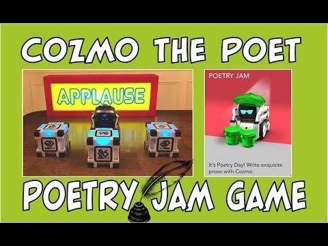 Cozmo the Robot | Cozmo Learns Poetry | Episode #87 | #cozmoments