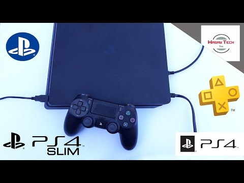 how to set up the playstation 4 slim for the first time|how to setup the ps4 slim  for beginners