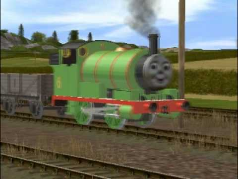 Thomas' Trainz Adventures - Percy, James & The Fruitful Day
