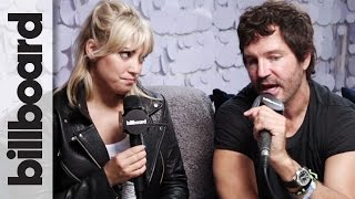 Stephan Jenkins (Third Eye Blind) on Nostalgia & Controversial New Song | Outside Lands 2016