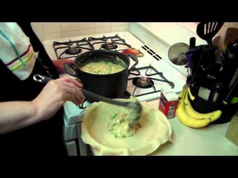 How to Make Turkey Pot Pie