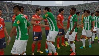 Fifa 17 Atletico Nacional Vs Independiente Medellin Gameplay Hd
