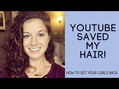 YouTube Saved My Hair