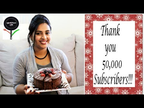 Thank you 50K YouTube Subscribers| AprilFlower Arts