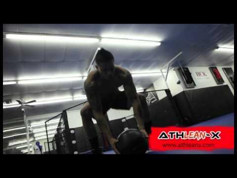 MMA Workout - Reuben Duran Workout Secret to Tapout UFC Victory!