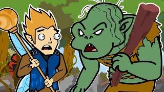 The Squad: Battle Bus of Magic | Animation