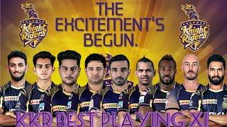 IPL 2019 - KKR Playing 11 2019   Kolkata Knight Riders Full Squad 2019  