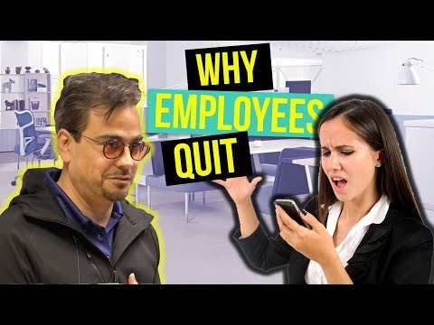 Why Great Employees Quit in 2018 & How Applied Behavior Analysis Helps