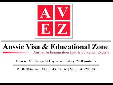 Aussie Visa Zone Live Stream - 457 / 187 Rules Change March 2018
