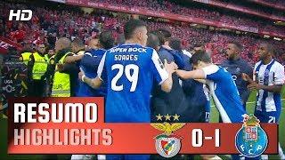 Resumo: Benfica 0-1 FC Porto (Liga 30ªJ)