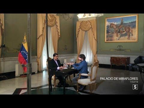 #SalvadosMaduro | Entrevista a Nicolás Maduro en Salvados