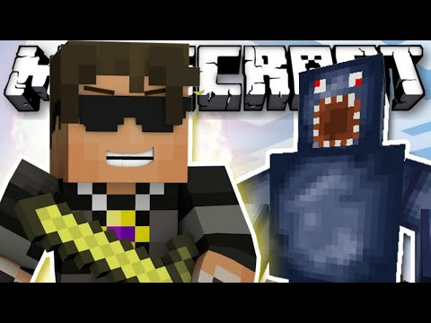 SkyArmy VS. SquidArmy - Part 1 - Minecraft