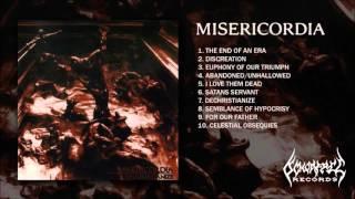 Misericordia - Dechristianize (ALBUM SAMPLER)