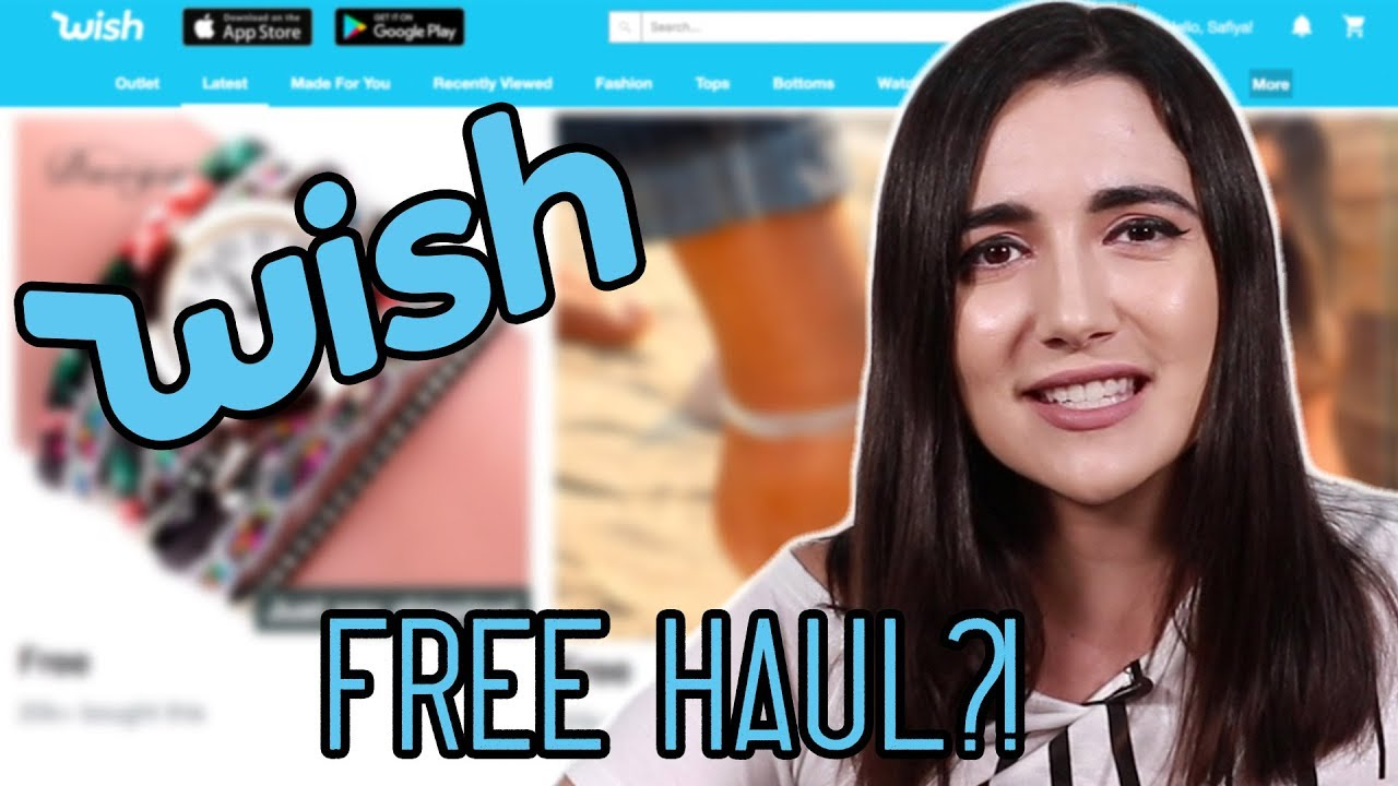 """I Ordered The First 5 """"Free"""" Things From Wish"""