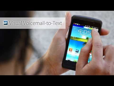 Visual Voicemail-to-Text