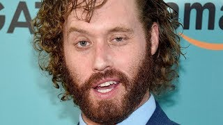 The Seriously Shady Side Of TJ Miller