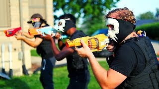NERF WARFARE TRAILER (Gun Game 8, Zombies, Campaign, Battle Bunkerz, 1 Mil Sub Special)
