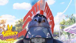 SUNNY BUNNIES - The Chase Race   Season 3   Cartoons for Children