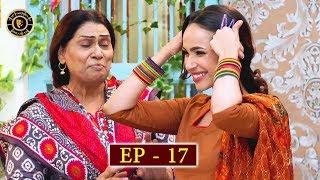 Babban Khala Ki Betiyan Episode 17 - Top Pakistani Drama