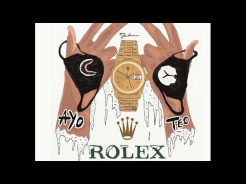 Ayo & Teo - Rolex   Prod. BL$$D & BackPack Miller   #rolexchallenge