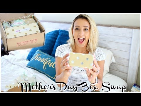 MOTHER'S DAY GIFT IDEAS FOR FRIENDS | BOX SWAP
