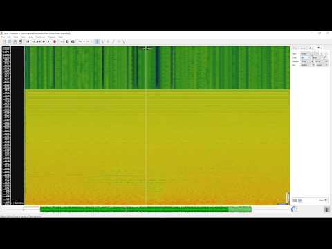 How to hide & find images in sound