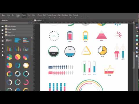 Make Infographic Circle Chart Easier than Ever!