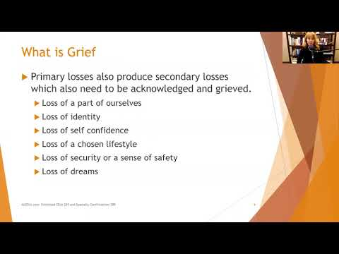 246  Helping Clients Deal with Grief