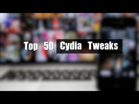 Top 50+ Cydia Tweaks (August 2013) - iOS 6