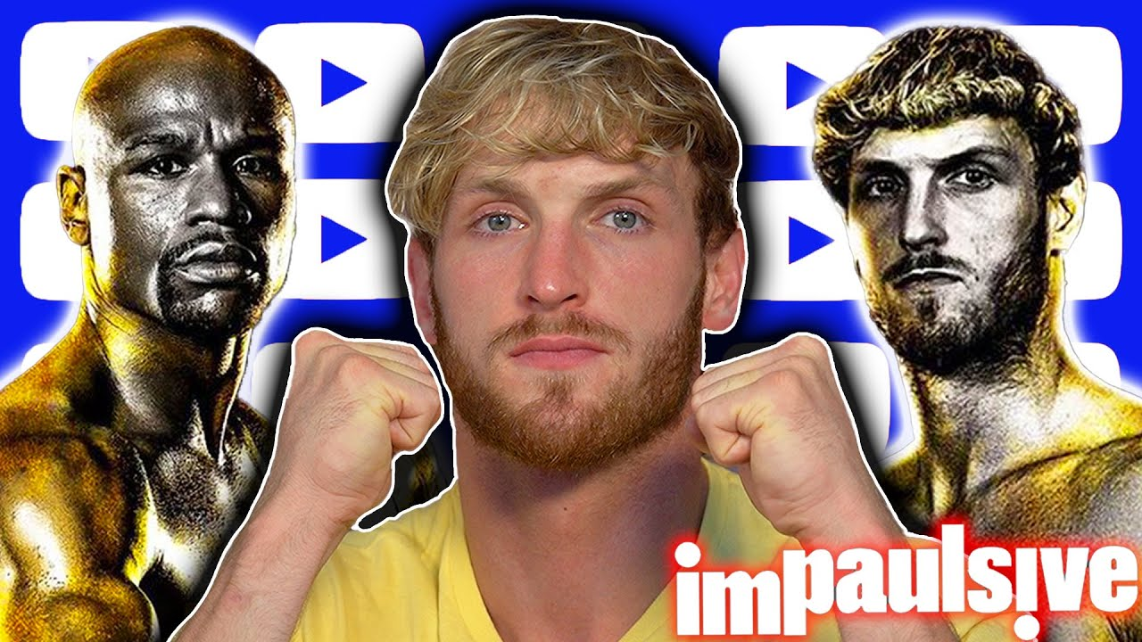 Logan Paul Confirms Floyd Mayweather Fight & Move To Puerto Rico - IMPAULSIVE EP. 276