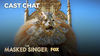 You Won't Believe Who Is Under The Lion Mask! | Season 1 Ep. 8 | THE MASKED SINGER