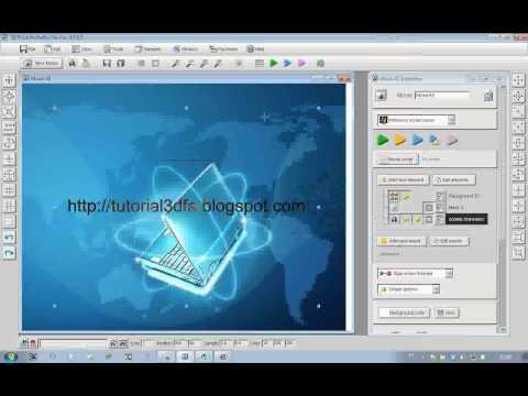 3d flash animator - criando um screensaver