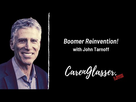 Boomer Reinvention: How to Create your Dream Career Over 50.